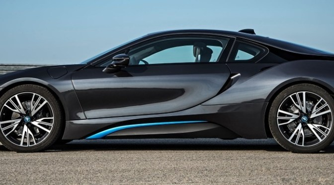 Bmw I8 I Just Stepped Into The Future The Gadget Man