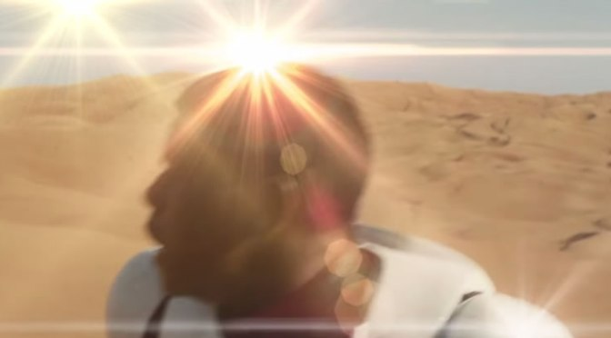 Star Wars Episode VII Teaser Trailers, Spoofs and Lens Flare