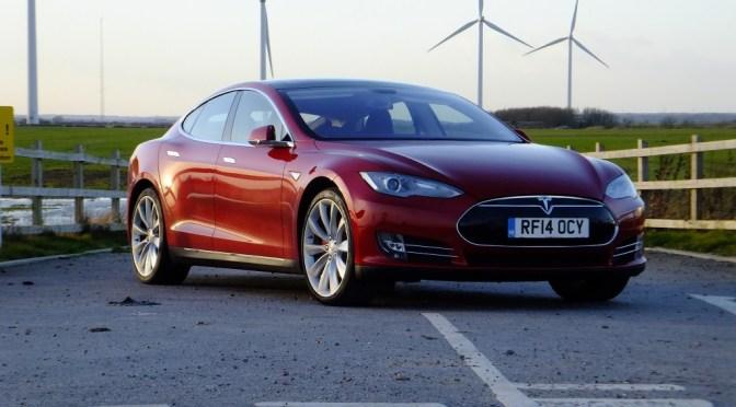 The Gadget Man – Episode 32 – Tesla Model S P85+