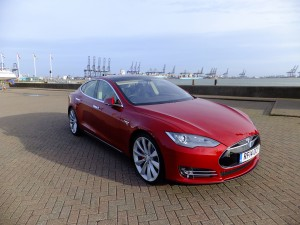 Tesla-Model-S-at-Shotley-Gate