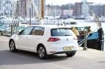 VW E-Golf Electric Vehicle