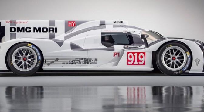 Heads up for The Gadget Man on Monday – Porsche 919 LMP1 + Matt interviews Mark Webber