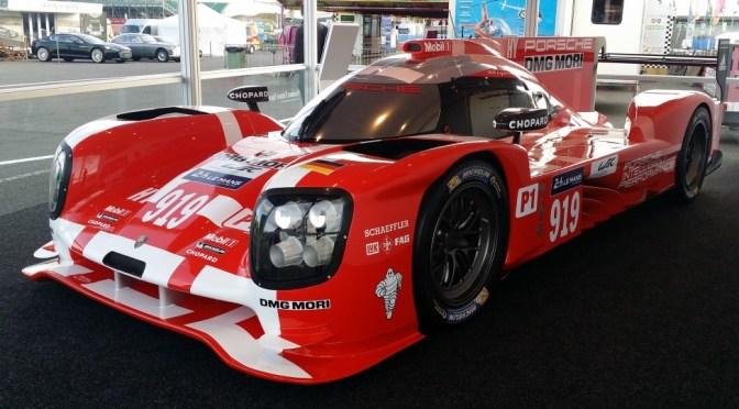 The Gadget Man – Episode 46 – Porsche 919 LMP with Mark Webber