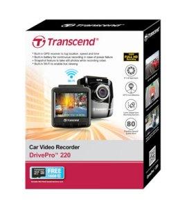 Transcend Drive Pro 220 Review