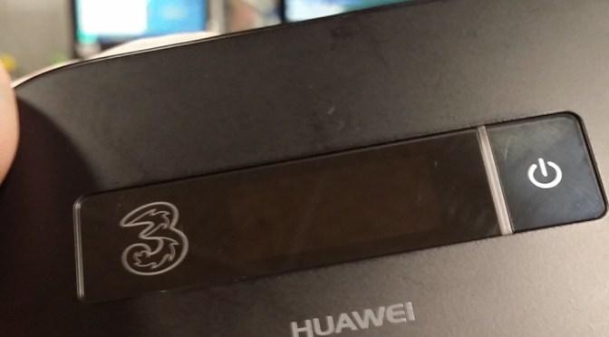 The Gadget Man – Episode 50 – Huawei E5756 MiFi Hotspot from Three