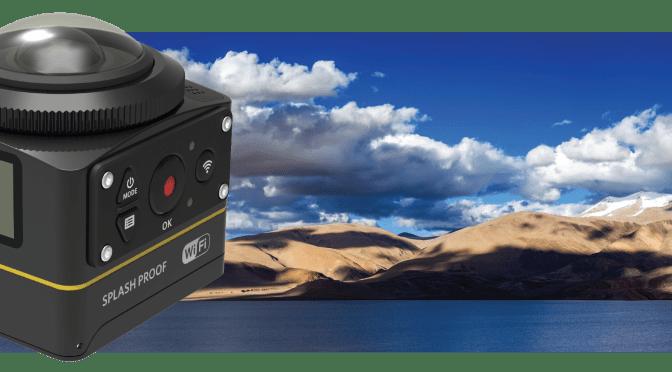 Kodak PixPro SP360 4K Unveiled at IFA
