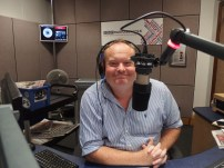 BBC Radio Suffolk's Mark Murphy