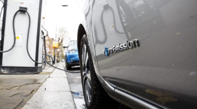 Electric Vehicle Registrations Continue to Soar!