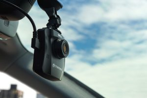 Transcend DrivePro 230 - A superior dash-cam packed with features #gadgetroadtrip