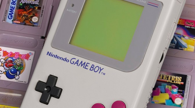 The Gadget Man – Episode 146 – Retro Gadget of the Week – Part 10 – Nintendo Game Boy