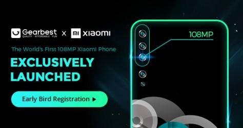 Buy the Xiaomi Mi Note 10 from Gearbest