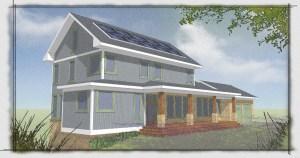 Net-Zero Farmhouse