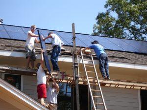 Harrisonburg solar design