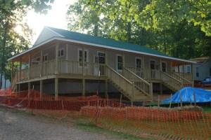Triple C Camp - NEST Rebuild, 2010