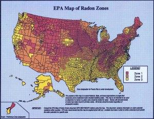EPA-Radon-USA-Map