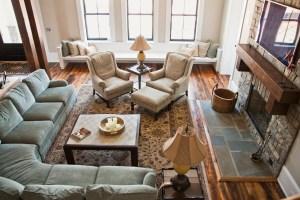 ICF Living Room