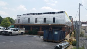 Family services harrisonburg office building renovation
