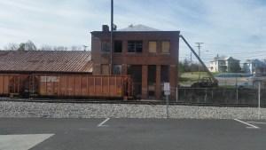 Chesapeake Western Railroad Depot