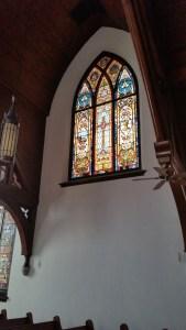 Emmanuel Episcopal Church Water leak