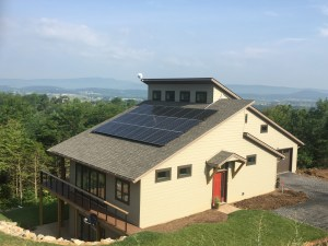 Carbon Neutral Home Harrisonburg