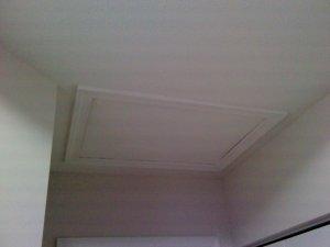 attic access insulation
