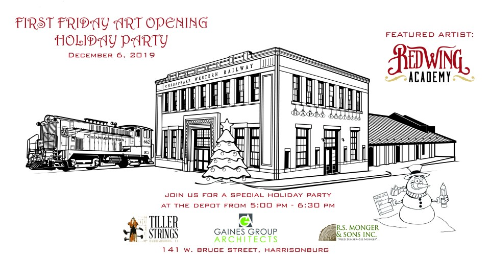 First Friday Art Opening