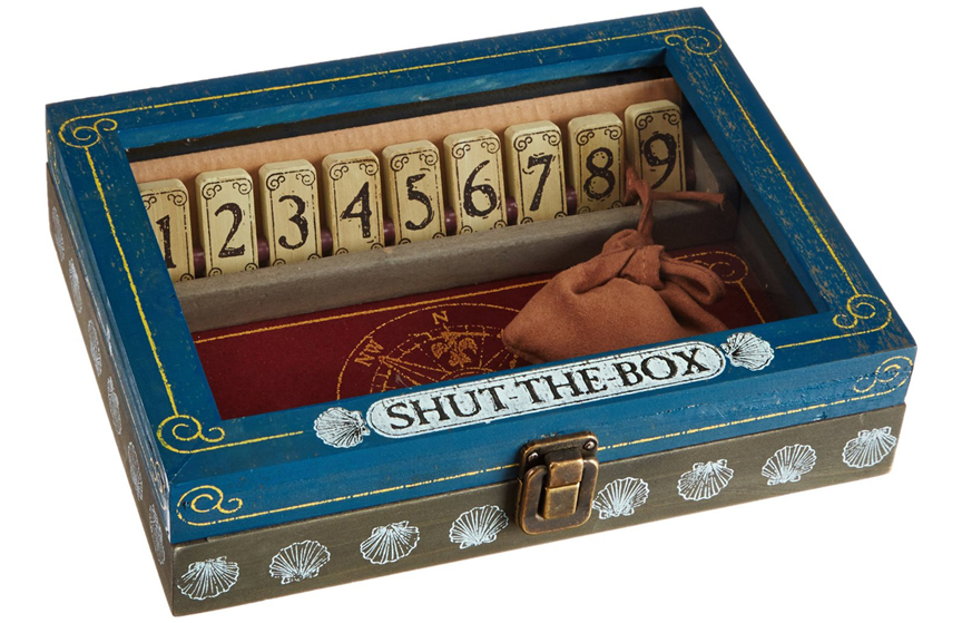 Shut The Box (and all games similar)