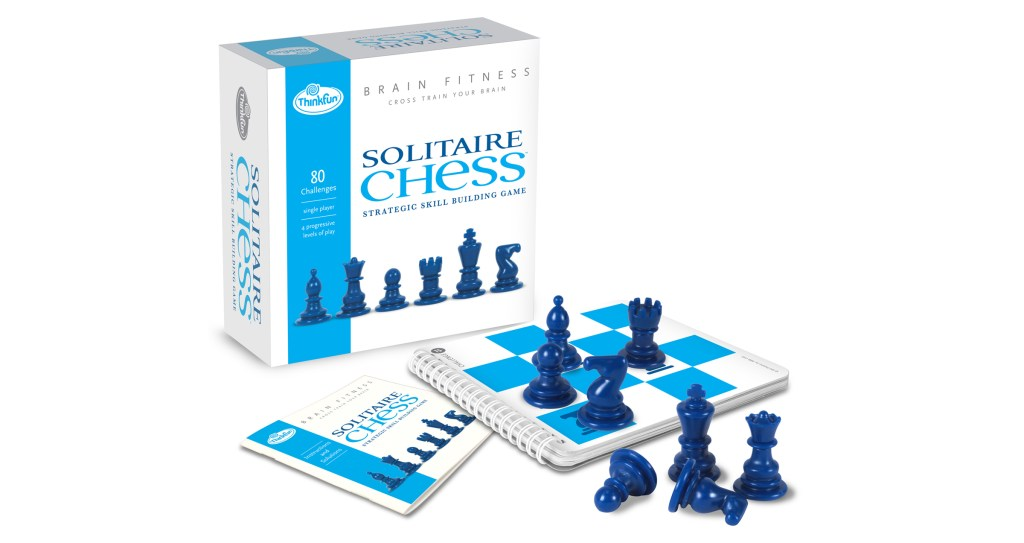 Solitaire Chess: Recess for your Brain