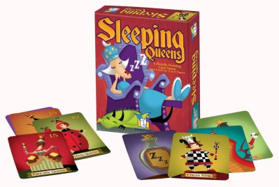 Sleeping Queens: Did you vote for this TAGIE Young Inventor Nominee?
