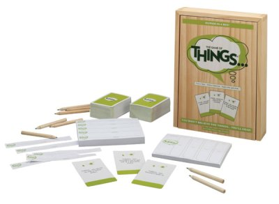 Inventor Interview: Tom Quinn on The Game of THINGS…