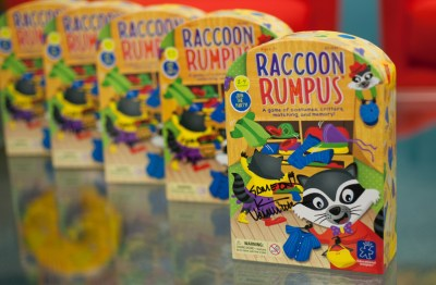 Raccoon Rumpus: My cute little idea is a HIT!