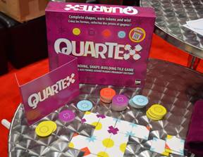 Quartex at Toy Fair
