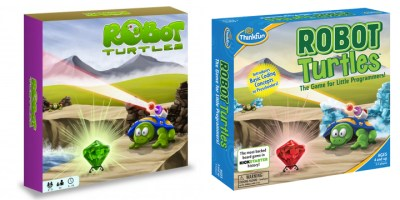 Robot Turtles: Kickstarter phenom lands at ThinkFun