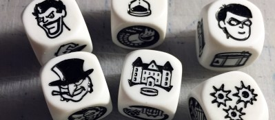 Rory's Story Cubes BATMAN: Let the storytelling begin!