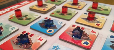 Quadropolis: 4 Rounds of City Building Strategic Fun!