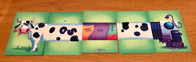 Long Cow: Gamewright's Mooing Card Game from David Yakos