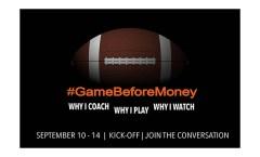 #GameBeforeMoney #NFLKickoff