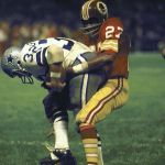 Ken Houston reflects on Monday Night Football Walt Garrison play, 45 Years Later.