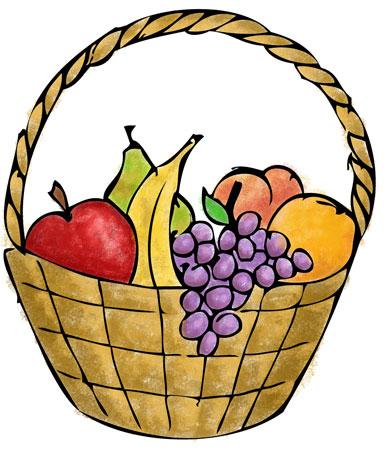 Fruit Basket Game - The Game Gal