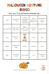 Halloween Bingo thumbnail