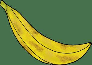 Banana tag