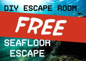 Third escape room offered for free