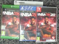 Win a Copy of NBA 2K20 on Xbox One / PS4 / Switch
