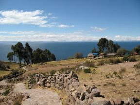 Peru UNESCO sites, World Heritage sites - Taquile, Lake Titicaca, Peru