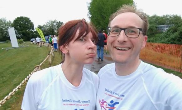 Askern 10k, May 2017 - Julie Sykes 25 experiences I'm going to have before I die - The Gap Year Edit