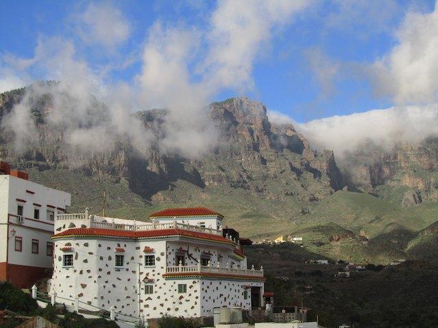 hiking Gran Canaria San Bartolome