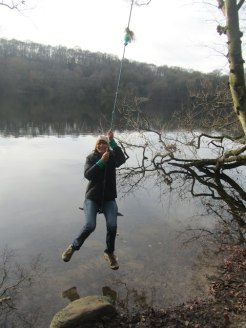 best memories 2014: rope swing