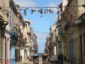 what to expect in Cuba - Havana street