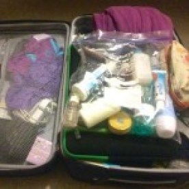 hand luggage only one week trip
