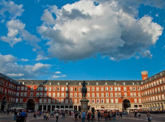 24 hours in Madrid: Plaza Mayor